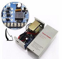 Wholesale High quality DHL VDC A Metal Case Power supply for Security access control