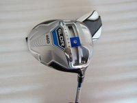 Wholesale OEM original factory degree adjustable regural stiff golf club SLDR driver wood with wrench freeshipping