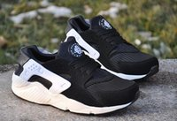 air huaraches sneakers - 2016 New Air Huarache Men Women Sneaker Sneakers Breathable Running Shoe Huaraches size US5