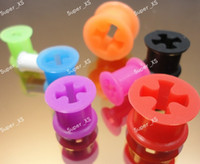 acrylic emulsion resin - Jewelry Stretcher Tunnel Plug Body Pierce Ear Taper Expander Emulsion Expander LR452