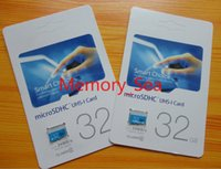 Wholesale Hot Selling Mirco SD Card MicroSDXC Card GB mircosd TF Memory Card Retail Package For Samsung S6 Note5