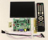 Optoelectronic Displays - DMI VGA AV Audio USB Controller board inch N070ICG LD1 D4 IPS lcd panel Other Optoelectronic Displays Cheap Other Optoelectro