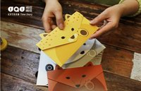 Wholesale Creative Vintage Animal design DIY Multifunction Kraft paper Tag Letter Envelope Green card