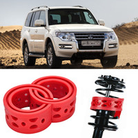 Wholesale 2pcs Super Power Rear Car Auto Shock Absorber Spring Bumper Power Cushion Buffer Special For Mitsubishi Pajero
