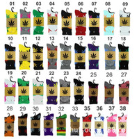 huf plantlife socks - Hot Crew high Socks Skateboard hiphop socks Leaf Maple Leaves Stockings Cotton Unisex Plantlife Socks Europe HUF cannabina thread Gaotong so