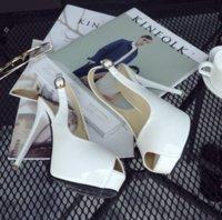 Wholesale SEXY Women High heeled shoes platform wedding Shoes women s shoes girl s high heel SIZE EU34 EU40