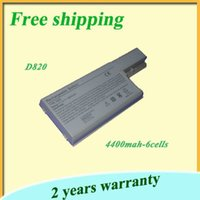 Wholesale 4400mah cells DF230 DF249 FF232 GX047 XD736 YD624 Laptop battery For DELL Latitude D820 D830 D531N D531