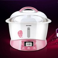 Wholesale The appointment of ceramic water stew microcomputer electric cooker cup white Slow Cookers