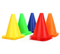 agility cones - Soccer Training Marker Cones CM Multi function Safety Agility Football Practice Cone