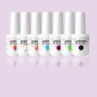amazing nail polish - Quality Soak Off Led UV Gel Nail Polish Amazing Color IBN Nail Gel Lacquer ml
