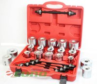 bearing press tool - Bush Bearing Removal Insertion Tool Set pc Universal Press x Pulling spindles and nuts Pull Sleeve Kit