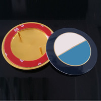alfa accessories - Cheap Car Badges for ALFA mm Aluminum Alloy Blue Black Car Badges Cheap Fashion Exterior Accessories New Arrivals