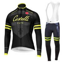 Wholesale 2015 Long Sleeve Cycling Jersey Roupa Ciclismo Bike Wear Breathable Bicycle Clothing Ciclismo Maillot Cycling Clothes