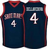 Wholesale matthew dellavedova jerseys Basketball Jersey Blue Custom Any Size Throwback Stitched Basketball Jersey