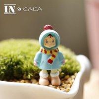 elephant figurines - Micro fairy garden miniatures Anime hayao miyazaki Totoro kawaii May terrarium Ornament toys dolls action figurines accessories