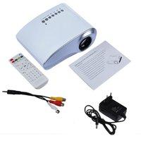 Wholesale Mini projector Digital LED Pico Portable Projector With Hdmi P HD Portable proyectores Home Theater proyetor TV VGA Videos