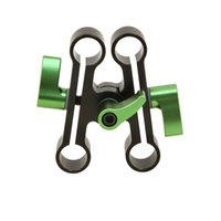 adjustable height clamp - Lanparte Adjustable Height Raise Clamp AHRC for mm Rod Camcorder Camera