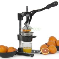 Wholesale Manual Squeezer Juicer Heavy Duty Commercial Bar Citrus Press Orange Lemon Fruit
