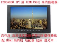 Wholesale 10 inch SDI HDMI IPS HD monitor SONY camera D2 digital camera monitor