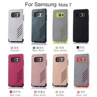 ballistic case galaxy note - For Iphone Plus Plus Caseology Armor Ballistic Hybrid Case Rugged Hard Plastic Soft TPU Galaxy Note7 Note Heavy Duty Combo Cover Skin