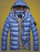 Wholesale 2016 Mens Winter Coat island Winter Jacket Men Cotton Brand Clothing Jackets Parkas Mans Stone cotton Coats
