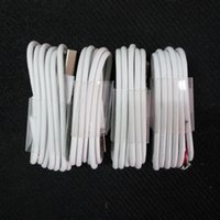 Wholesale Hot High quality A Micro USB Sync Data Cable Charging Charger Cable Adapter For I phone