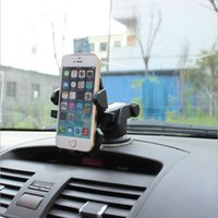 automobile racks - New Car Telescopic Suction cup Mobile Rack Navigation Support the Outlet Rotate Degrees Automobile Interior Trim Products