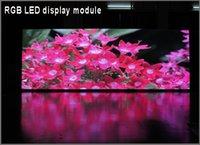 al por mayor color al aire libre llevó la pantalla-P8 Módulo de visualización de LED a todo color RGB a todo color 3in1 256 * 128mm 32 * 16 píxeles para High Clear Big Screen