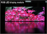 Wholesale P8 Outdoor RGB Full Color LED Display Module in1 mm pixels for High Clear Big Screen