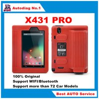 advanced tool systems - Launch X431 Pro Advanced diagnostic tool Launch X pro Wifi Bluetooth function Replace diagun III Powerful Than Launch C X431pro
