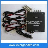 Wholesale Hantek B CH USB Auto Scope DAQ CH Generator Channels Automotive Diagnostic Oscilloscope