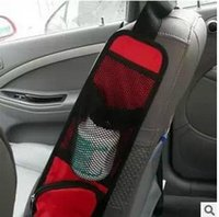 Wholesale Waterproof fabric Car Auto Vehicle Seat Side Back Storage Pocket Backseat Hanging Storage Bags Organizer