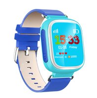 baby gifts fitness - Kid GPS Smart Watch Wristwatch SmartPhone SOS Call Location Device Tracker for Kid Safe Anti Lost Monitor Baby Gift Q80
