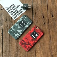 army face camouflage - For IPhone s Plus Inch cell phone case Hard PC Back Cover Army Camouflage Face Cover With Retail Package