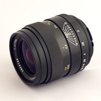 Precio de Tercero-ZHONGYI OPTICS Creador 35mm F2.0 Lente de enfoque manual Gran angular Lente de terceros para CanonEF PentaxPK NikonF
