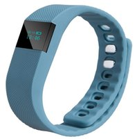 Wholesale smart watch TW64 Bluetooth Smart Wristbands Waterproof Passometer Sleep Tracker Function for smartphone