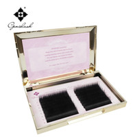 Wholesale lines D D Volume False Eyelash Extension Mixed Lengths in One Strip Fancy Packing