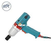 Wholesale 350W new Electric impact Wrench machine installation Bronze Wrench industrial power tool Pneumatic machine Sleeve