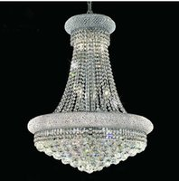 Wholesale Crystal Chandelier Light Classic Gold Crystal Chandelier Light Fixtures Gold Or Chrome Guaranteed