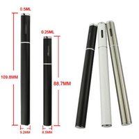 bb tanks - Newest Disposable BBtank E cigarettes CBD Oil Pen BB Tank Vaporizer T1 CO2 Cartridge puffs Electronic Cigarettes