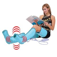air compression leg massager - Air Compression Leg Wraps Regular Massager Foot Ankles Calf Therapy Circulation stimulates the pumping action of exercise