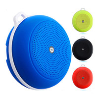 audio calling cards - 2016 Outdoor sports Portable Wireless Bluetooth Speaker mini speakers Handsfree Receive Call for Samsung iPhone Laptop iPad MP3 MP4 TF Card