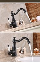 american standard valves - American standards Antique Vessel Ceramic Valve Single Handle One Hole with Oil rubbed Bronze Bathroom Sink Faucet