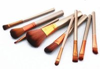 Wholesale Best4 set N3 Makeup Brush kit Sets for eyeshadow Brushes Cosmetic Brushes Tool