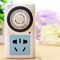 Wholesale Intelligent charging source kitchen timer switch socket timer timing control switch when the electric vehicle mobile socket