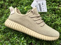 Cheap Yeezy Boost 350 tan Sneakers Running Shoes
