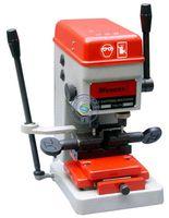 Wholesale DHL EA Automatic Car Key Cutting Machine Locksmith Equipment Key Copy Machine with full set tools double rod