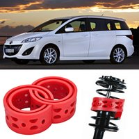 Wholesale 2Pcs Rear Shock Absorber CoilSpring Cushion Buffer Special For Mazda