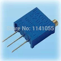 Wholesale W OHM adjustable potentiometer resistor