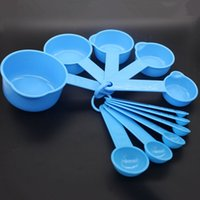Wholesale New Hot Sale Plastic Measuring Cups And Spoon Set Kitchen Scale Tool